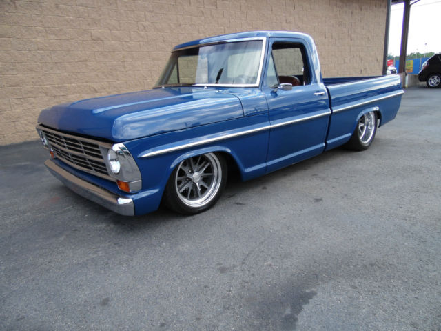 One Of A Kind 1968 Ford F100 Show Truck