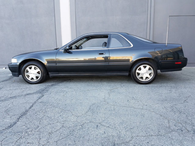 ONE OWNER 1992 ACURA LEGEND COUPE RUST FREE CALIFORNIA CLASSIC LOW RESERVE