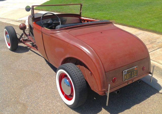 original 1930 ford roadster hot rod model a. Black Bedroom Furniture Sets. Home Design Ideas