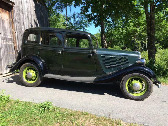 ford flathead wiring 1936 original 1933    ford    sedan     flathead    v8  orignal body paint  original 1933    ford    sedan     flathead    v8  orignal body paint