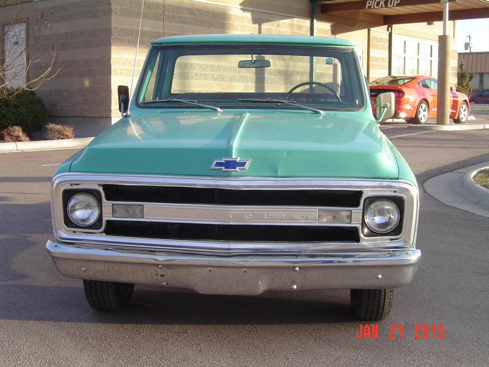 Original 1969 C10 Short Box Step Side 2 Wheel Drive Half Ton Pickup 1966 Chevrolet Truck 12 Pu 2wd 4 For Sale In Great Falls Montana United States