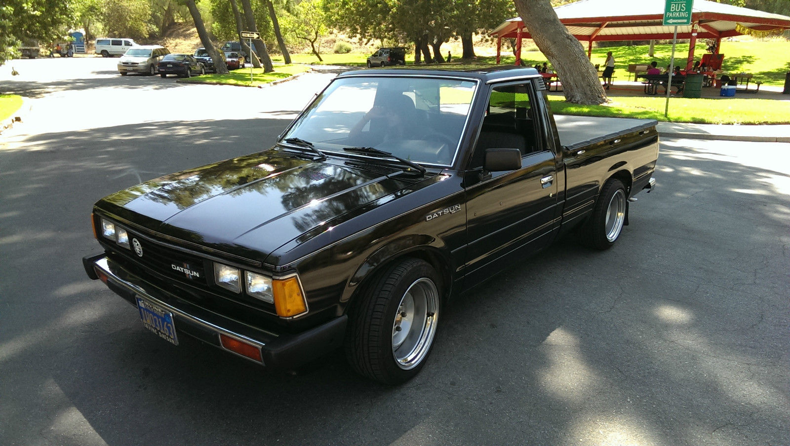 Cars For Sale By Owner In Bakersfield Ca >> Original 1980 Datsun 720 Pickup mini truck madness!