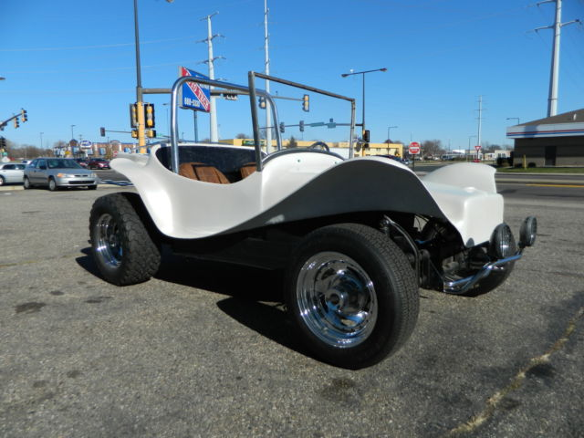 Cadillac Tires Prescott >> Pearl white berry mini-t dune buggy freshly reconditioned ...