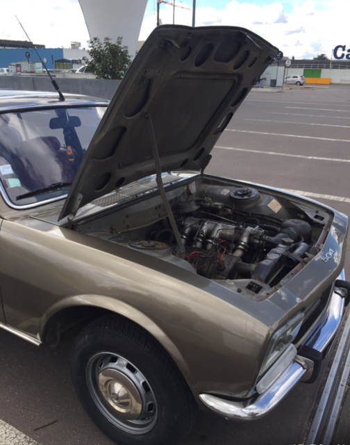 Peugeot 504 Ti Collection French Car