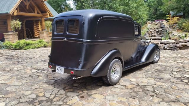 Plymouth Dodge Humpback Panel 1936 Delivery Truck