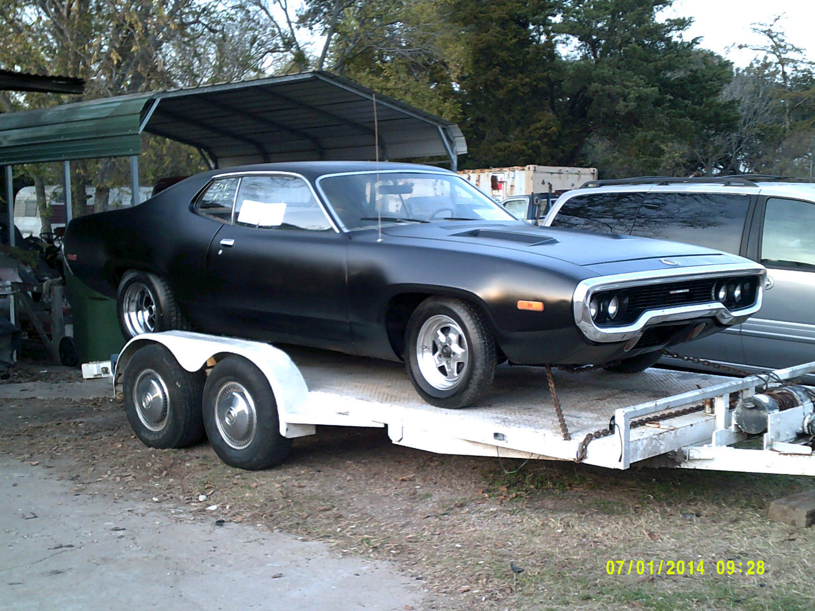 Classic Muscle Project Cars For Sale In Texas