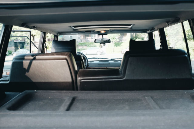 range rover classic lwb black land rover. Black Bedroom Furniture Sets. Home Design Ideas