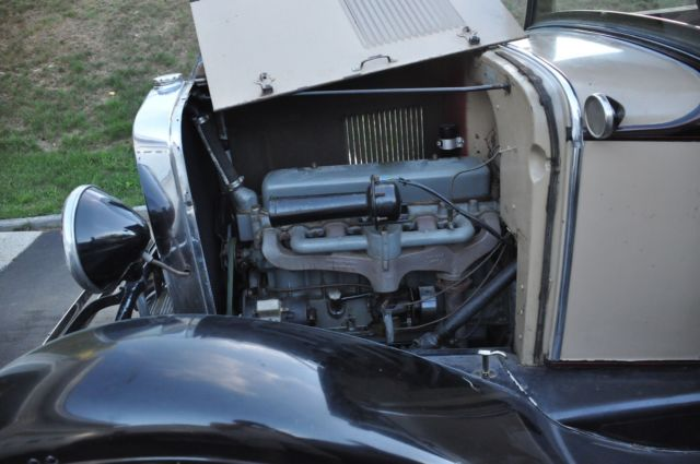 Rare 1930 Chevy Rumble Seat Coupe 194ci 6 Cyl Sport