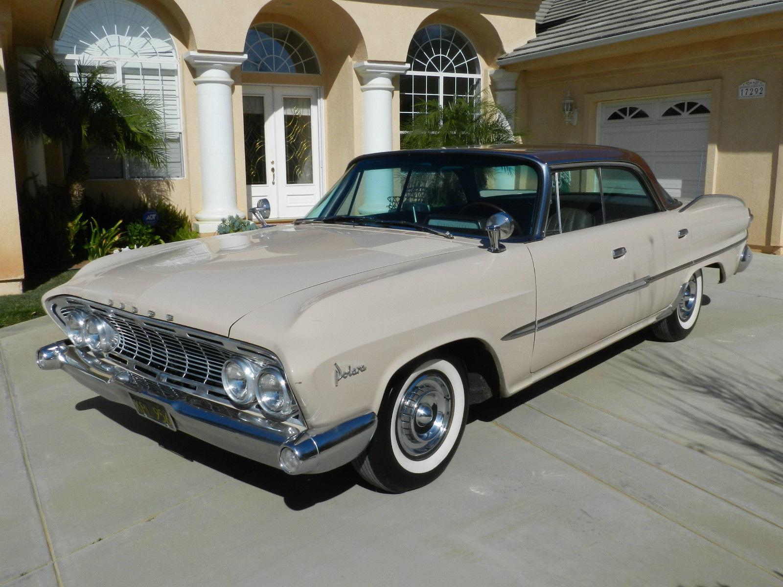 Rare 1961 Dodge Polara 1 Owner Excellent Condition