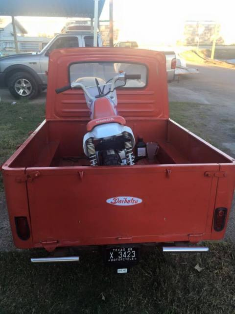 Waco Used Cars >> rare 1968 Diahatsu Tri mobile midget mp5 microcar