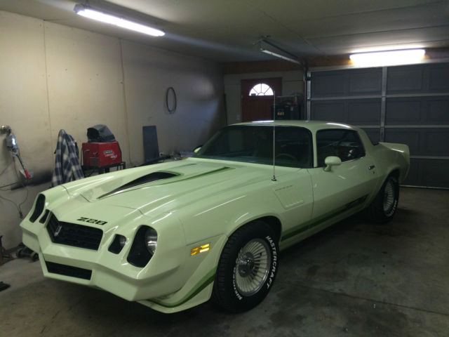 Rare 1979 Chevrolet Camaro Z28 Coupe 2 Door 5 7l