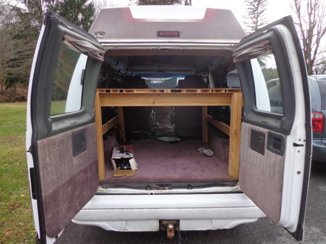 Rare LA West Ford Econoline E150 Conversion Van