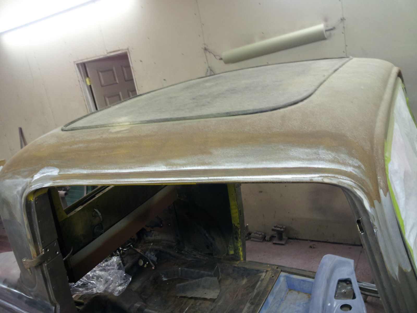 Radiator Not Getting Hot >> Real 1932 Ford 3 Window coupe Gennie Henry Solid Body Bare ...