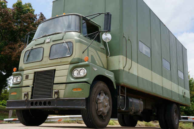 Real Steel Movie Truck Sightliner International Havester
