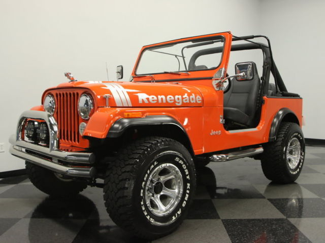 recently restored cj7 258 i6 auto ps pb w frnt disc new top rugged ready. Black Bedroom Furniture Sets. Home Design Ideas