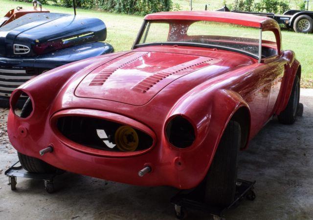 Sebring 5000 Roadster 1965 Austin Healey Replica Kit Car