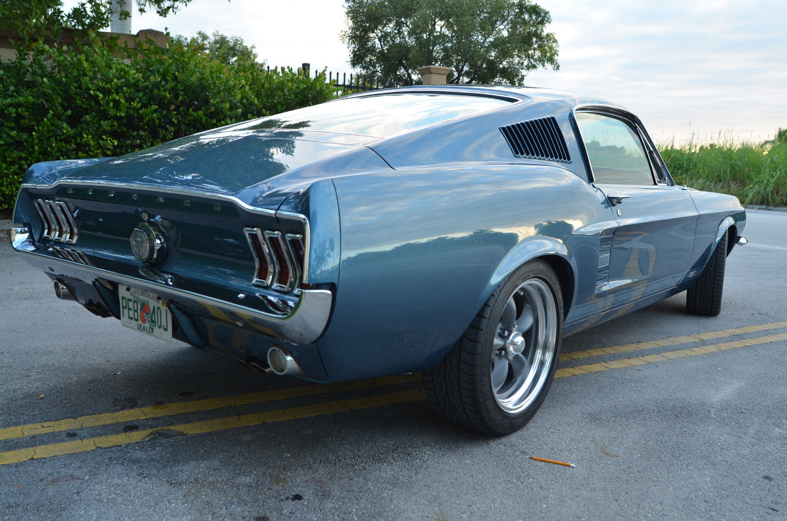 1967 To 1970 Mustang Fastback For Sale
