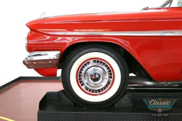 Cedar Rapids Chevrolet Tires >> Show quality Bubble Top in Roman Red with correct shifter radial tires stereo