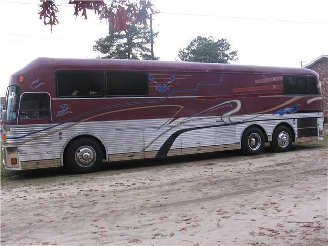 Silver Eagle Bus Conversion (inwork) MCI Prevost RV Tour Bus