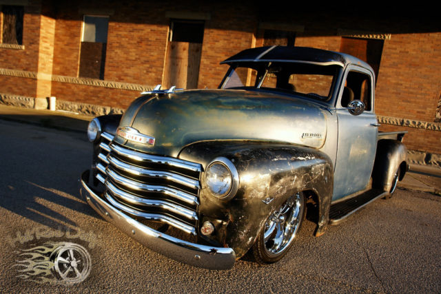 1947 chevy truck vin number location