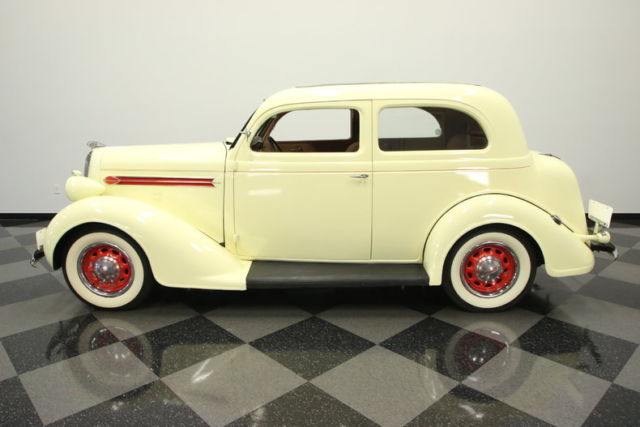 Stored for 46 years rebuilt 201 ci 6 drives fantastic for 1936 plymouth 2 door sedan