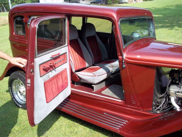 Street rod 1933 plymouth four door sadan 350 automatic for 1933 dodge 4 door sedan for sale
