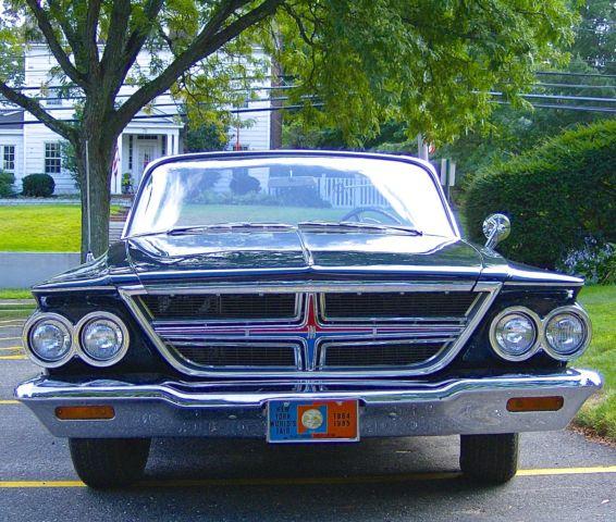 Stunning 1964 300K Convertible Rare Factory Dual Cross Ram