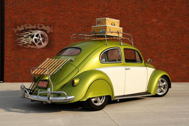 Lexington Volkswagen >> Stunning Slammed VW Oval Window Restored Hot Rat Street Rod No Air Ride Bagged