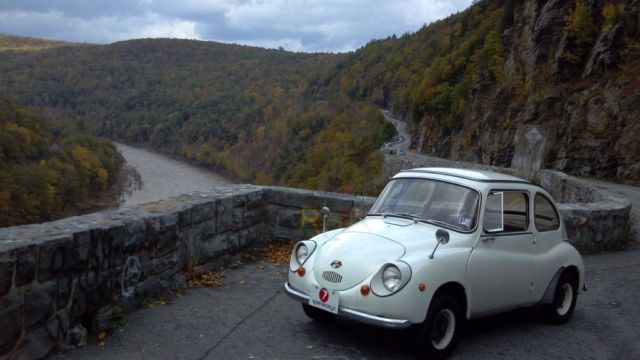 Subaru 360 Deluxe Complete Upgraded And One Of A Kind