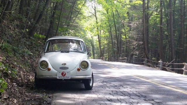 Subaru 360 Deluxe plete Upgraded and one of a kind