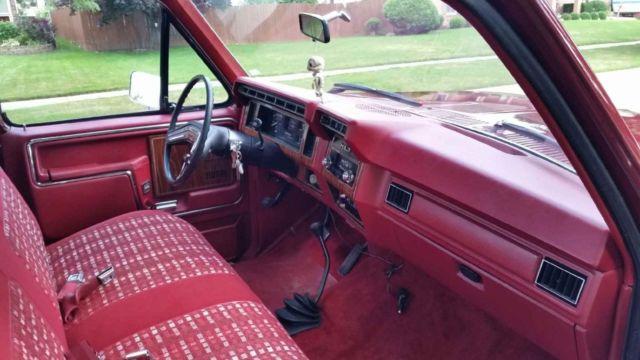 survivor 1982 ford f150 xlt lariat 4x4 pickup extensive documentation 2 owner. Black Bedroom Furniture Sets. Home Design Ideas