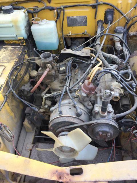Jeep Lj For Sale >> SUZUKI lj20 LITTLE JEEP street legal on HWY lj80 4x4 other ...