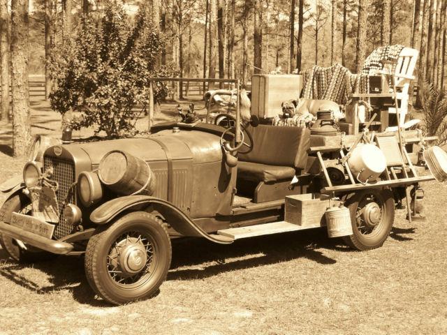 The Beverly Hillbilly Truck Clone Not Rat Rod Just Kool Hot