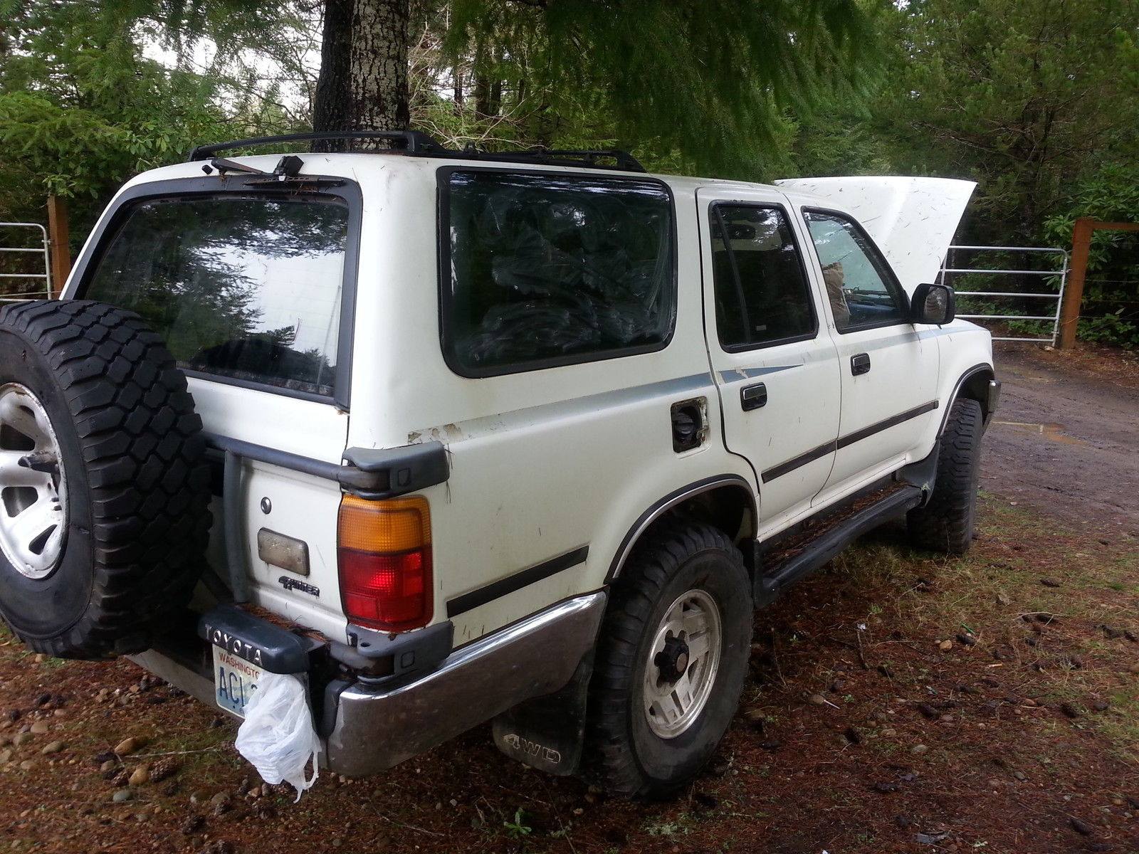 toyota 4 runner truck car 4 wheeler gas mileage tracker