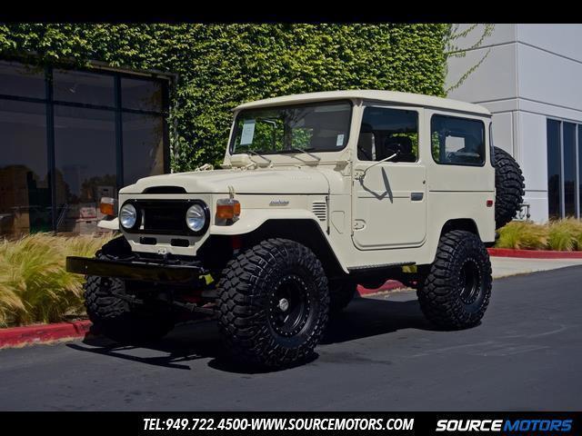 "Toyota Fj40 For Sale >> Toyota FJ40 Land Cruiser, 4X4, 4"" Lift Original Engine w ..."