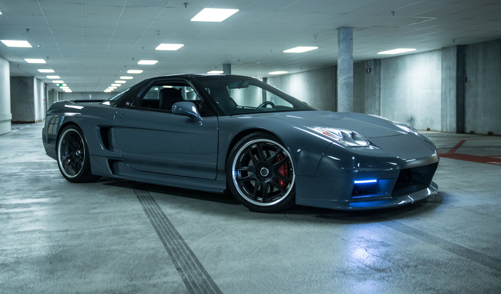 Turbo Widebody NSX. LOW Miles on Mods! Show Stopping, 1 of a Kind.  Immaculate.