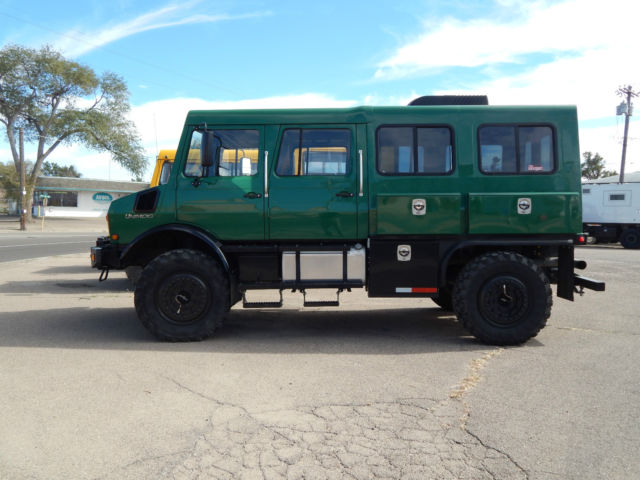 Unimog u1550l 37 doka for Mercedes benz unimog for sale usa
