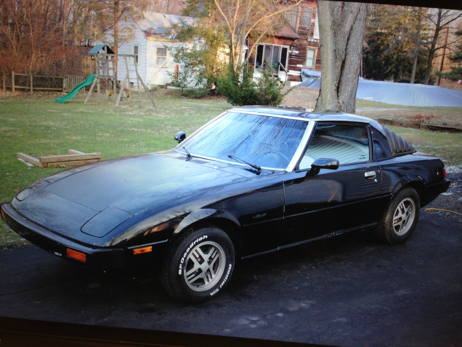 up for sale is a first gen 1979 mazda rx7 sa22c. Black Bedroom Furniture Sets. Home Design Ideas