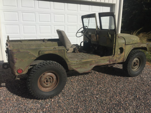 us army 1955 willys jeep military vehicle used in the korean war runs drives 13 m151 wiring diagram 66 chevelle wiring diagram wiring diagram ~ odicis m151 wiring diagram at panicattacktreatment.co