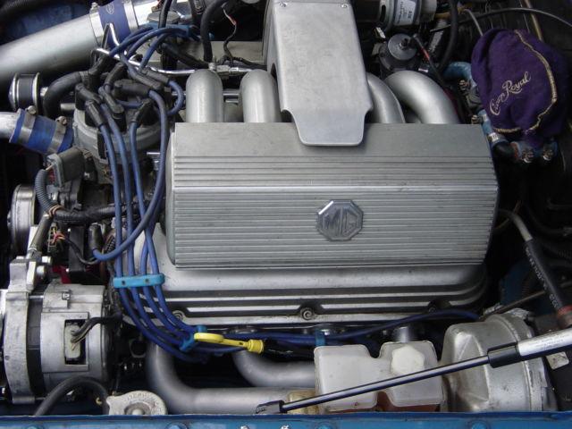 V8 MGB 5 0L  Convt  w/ Hardtop, EFI, 5 spd , upgraded