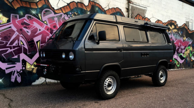 Vanagon with subaru engine for sale