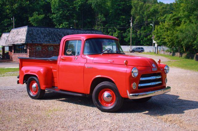 Vintage 1956 Dodge C 3 Pickup