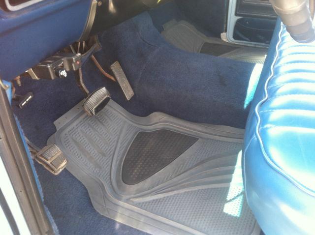 vintage 1979 ford f150 exlorer pickup 2 doors 460 v8 ac automatic. Black Bedroom Furniture Sets. Home Design Ideas