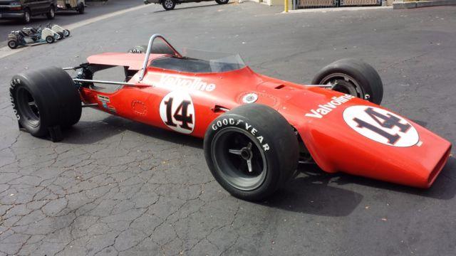 Vintage Indy Cars For Sale 109