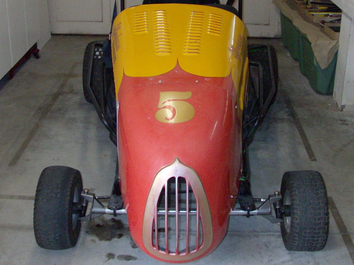 vintage quarter midget race cars. Black Bedroom Furniture Sets. Home Design Ideas