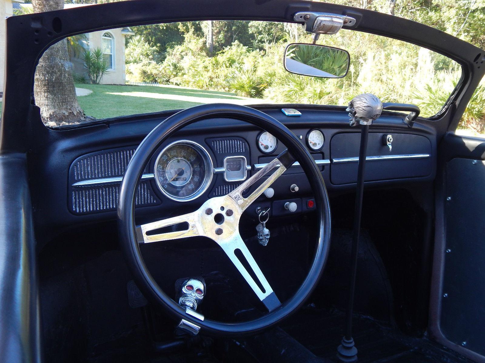Volkswagen Rat Rod Antique Hot Rod Street Rod Dune Buggy Convertible NO RESERVE