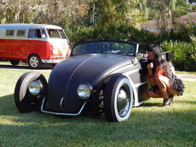 Volkswagen Rat Rod Antique Hot Rod Street Rod Dune Buggy