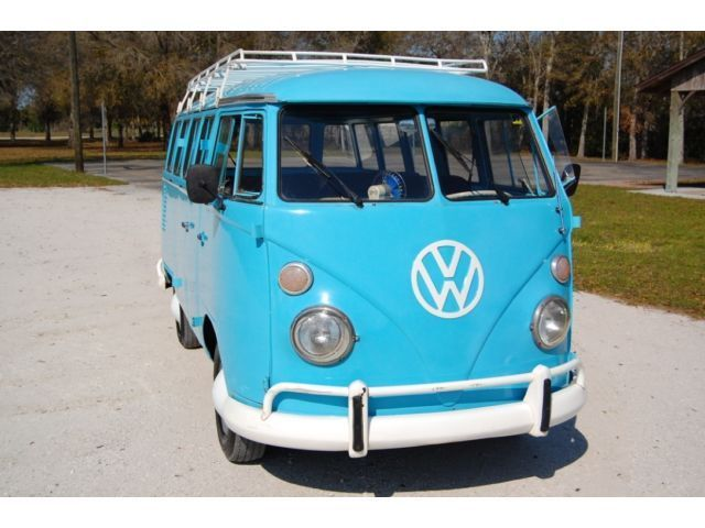 volkswagen split windshield  window vw bus transporter type   kombi