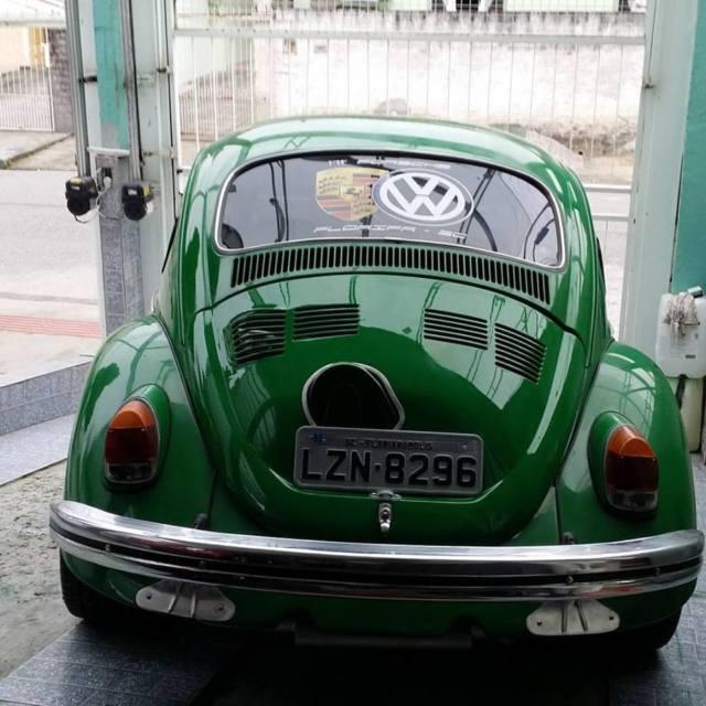 Vw Bug Engines For Sale Used: 1974 Brazilian Beetle With AUDI 1.8cc Engine