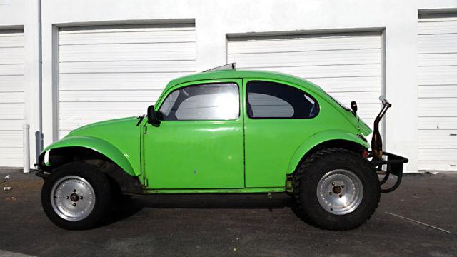 vw super beetle classic volkswagen baja bug dune buggy sand rail  road